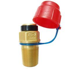 КБ-2 (клапан баллона для сжиженных углеводородных газов)